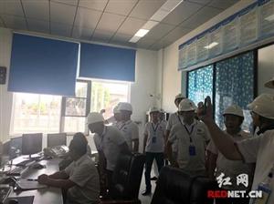 乌兹别克斯坦考察团来慈考察学习