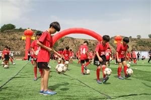 二青会足球比赛场地暨山西大学足球学院基建工程开工奠基