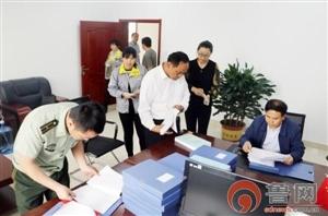 市人大常委会第一检查组到广饶县大码头镇开展环境保护和安全生产执法检查