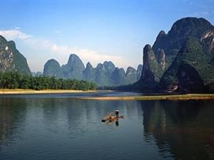 当大漓江遇到龙脊....0自费,火车双卧5日游!