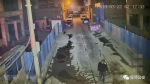 威尼斯人网址警方破获系列砸车玻璃盗窃案