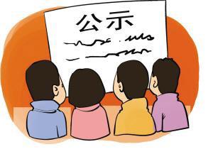 铜仁市投资促进局公开遴选(招聘)驻外招商分局内设机构成员笔试成绩公示