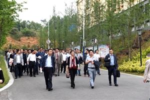 昭通市义务教育均衡发展暨控辍保学现场推进会在镇雄县召开