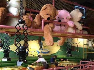 安溪宝龙这家餐厅重装开业啦!超多的玩偶就是要拍拍拍!!!