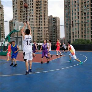 正润VS海通 ‖ 实力演绎篮球火