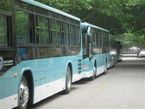 我市开通111专线(二七大集)公交运行路线