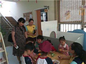 红缨幼儿园迎接郑州市示范幼儿园督导评估验收