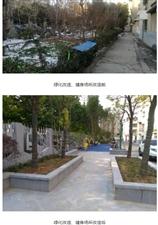 涡阳县扎实推进老旧小区改造