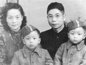 蒋介石之孙蒋孝严、蒋孝慈在铜仁