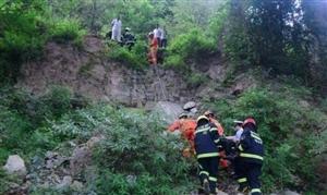 绵阳发生一起交通事故 两男子死亡