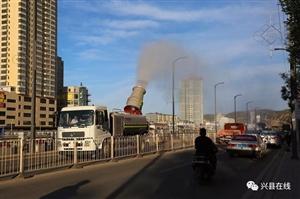 【葡京娱乐大小事】葡京娱乐也有了雾炮车,哈哈哈,真凉快!