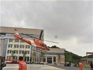澳门真人博彩评级网址市开展医疗紧急救援演练,开启航空医疗救援模式