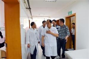 镇雄县医院喜讯:北京专家县医院坐诊