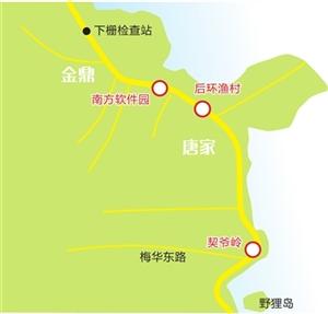 新增契爷岭、后环渔村、南方软件园3处人行地下通道 港湾大道改造工程预计年底前开工