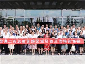 """长阳农商行""""金惠工程""""志愿者在北京参加经验交流"""