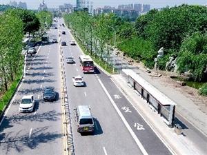 凤凰路综合交通畅通工程正有序推进