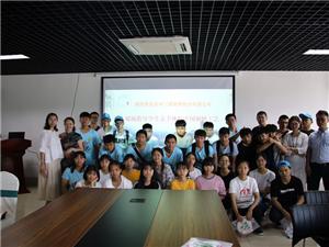 海南省百余名师生来苏州江南丝绸展览馆体验蚕桑文化