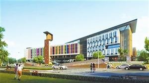 香洲区将投入大量资金新建一批公办学校