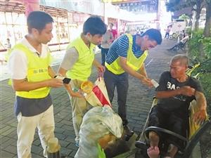 珠海市救助站全面开放 应急物资准备就绪 为有需要的市民提供防风避险