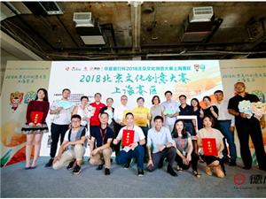 2018北京文化创意大赛龙88必发游戏官网