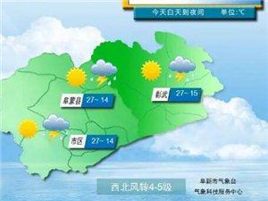 一场秋雨一场凉,阜新近日开始降温