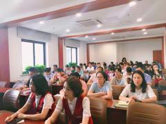 中信银行南京分行进社区宣传金融知识