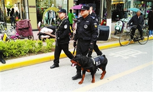双节来临,汉中特警开展全天候安全巡逻和治安巡查