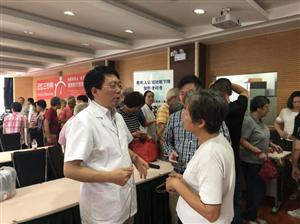 偷走记忆的不是岁月,而是一种疾病――9月21日阿尔茨海默病上海社区义诊活动
