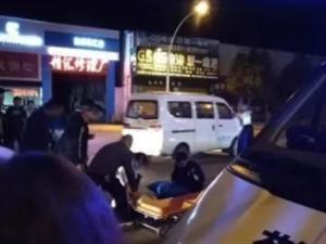 全民追辑!曲靖四人撞飞,两死两伤,司机弃车逃跑