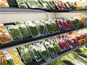 农产品来源可追溯,澳门真人博彩评级网址打造卖放心肉菜示范超市