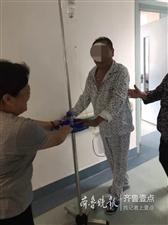 邹城老人左肾切除又查出结肠癌,这家医院有办法