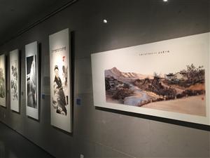 文脉・心迹――当代中国画百家精品展在苏州美术馆展出