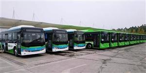 泸县新能源有吗?泸州公交214路今起全线更换为新能源车