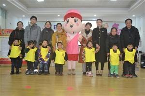 萌芽滨河幼儿园――21天成长亲子训练营正式开营!