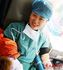 西充县人民医院:无偿献血践于行 感恩社会始于心