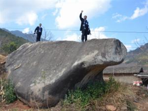 【米易在线网】白马石头会唱歌,砥砺发展马槟榔