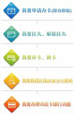 三峡广电:扩散!市民卡就近办,32家银行网点都找全了!