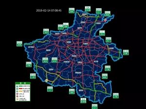 雨雪天!汝州道路结冰,高速实施交通管制!省内多条高速禁上…