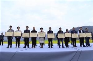 2019年仙居・第十二届浙江油菜花节于3月20日正式开游