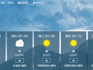 狂降12℃+阵雨,未来3天济宁气温猛降!