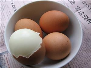 小巧门:煮鸡蛋关键在掌握时间