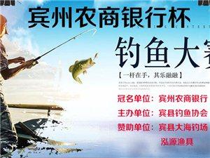 """直播:2019宾县""""宾州农商银行杯""""钓鱼大赛"""