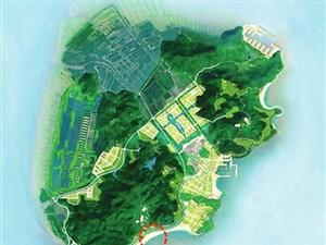 """?#25226;?#20809;、沙滩、海浪、仙人掌……"""" 淇澳南芒湾公园即将动工建设,高新区将新增一亲海乐游好去处"""