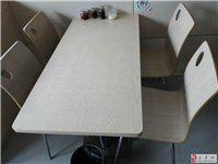 低价出售9成新桌椅
