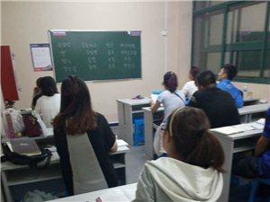 零基礎韓語培訓,周末班晚班火熱進行中