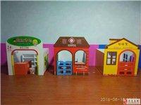 幼儿园角色烤漆区域出售