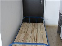单人折叠床