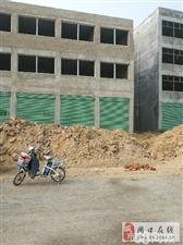 【黄金位置】新汽车站西门对面门面楼出租900平米 毛坯