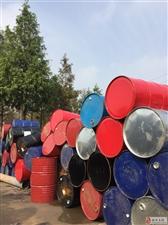 出售大量200kg铁桶