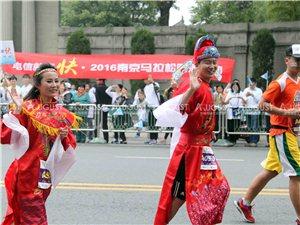 摄影师镜头下的南京马拉松